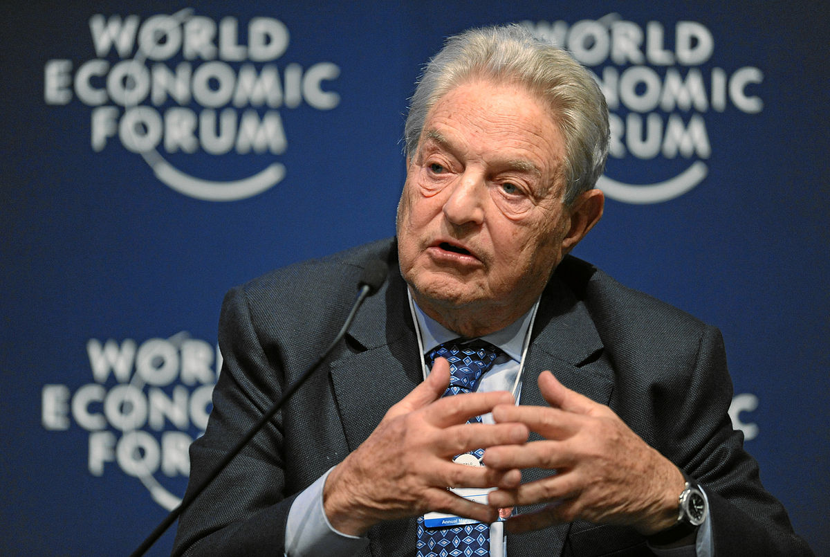 George Soros Exemplifies Indifferent Globalist Aloofs Aloof From The Interests of The Middle