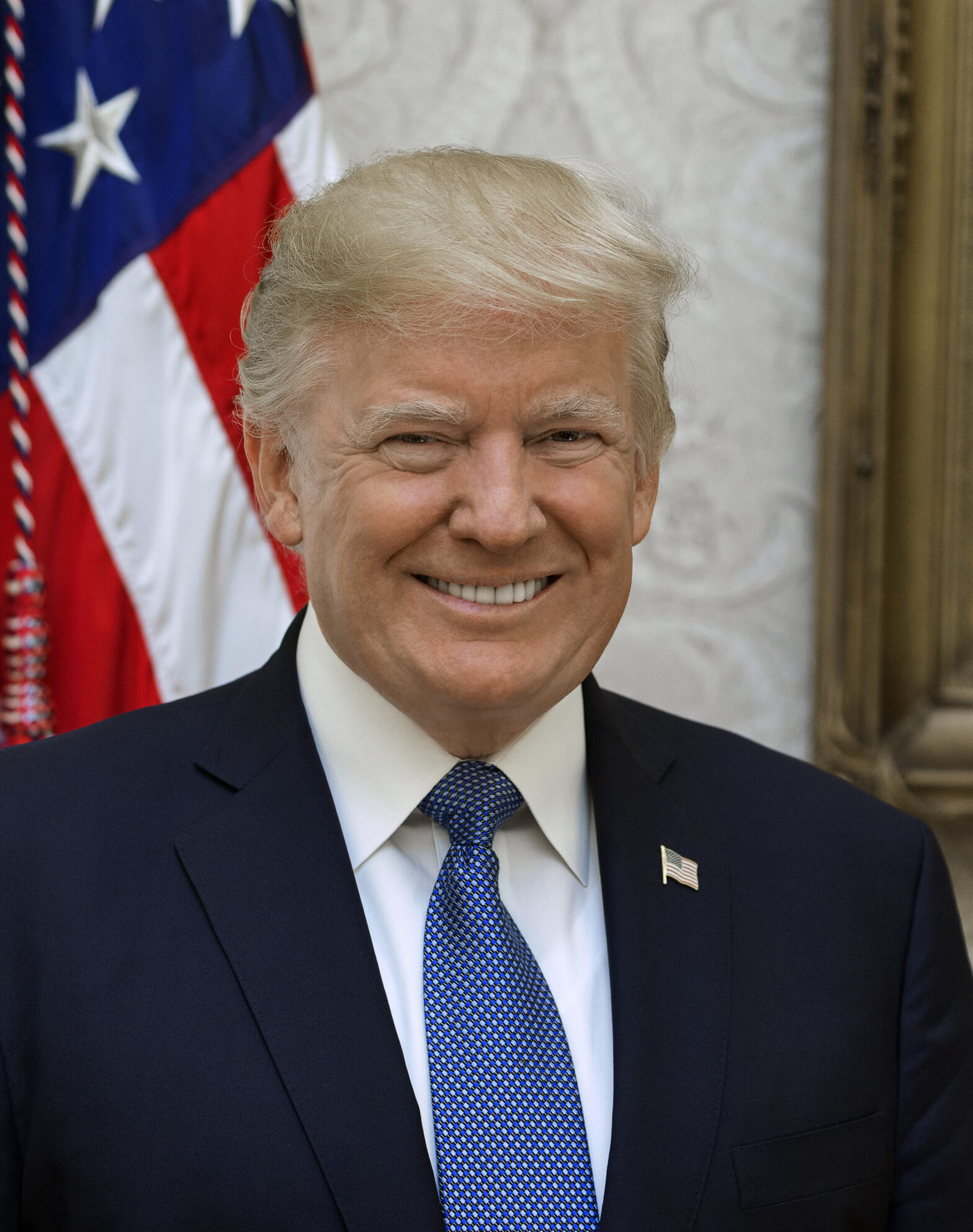 President Donald J. Trump Portrait