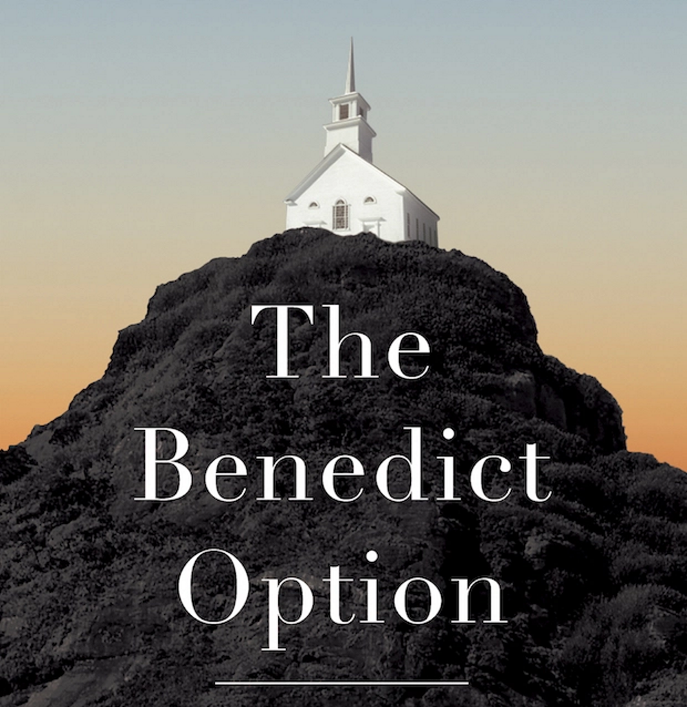 The Benedict Option Cover