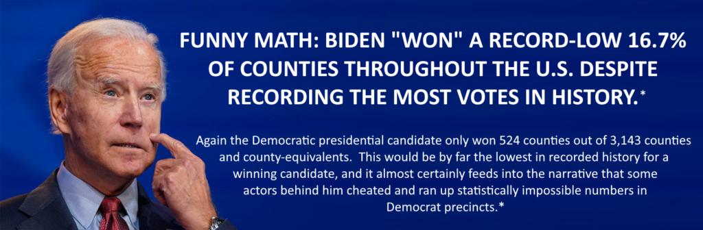 Biden Funny Math